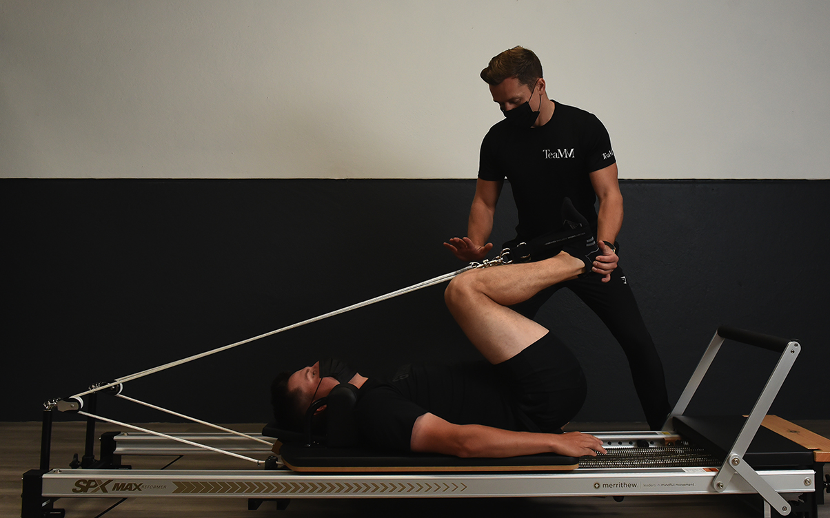 physiotherapy - COVID compliant photography